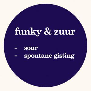 Funky & zuur