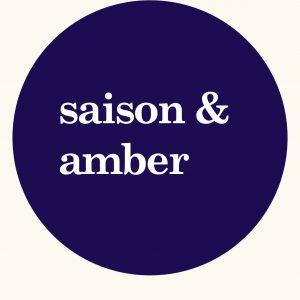 Saison & Amber