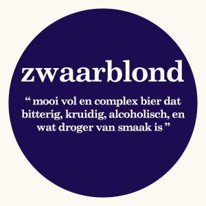 Zwaar blond