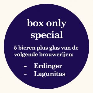 Box only special